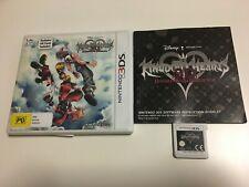 Kingdom Hearts Dream Drop Distance Nintendo 3DS Excellent condition