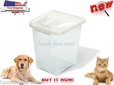 Food Pet Storage Container Airtight Dog Bin Combo Cat Dry Kennelpak Van Ness