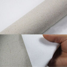 Premium Quality Triple Primed Artist Blank Canvas Roll 1.7m x 5m Cotton & Linen