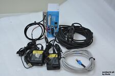 TORAY TR-G5000 2D CODE READER & SONY XC-ES50 CAMERA & 50MM LENS & CABLES TESTED