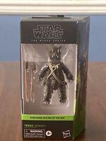 Star Wars Black Series Teebo the Ewok Action Figure ROTJ Return of the Jedi