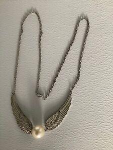 """Harry Potter Snitch 25"""" necklace"""