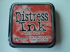 """TIM HOLTZ DISTRESS INK PAD BARN DOOR FULL SIZE 2"""" BNIP *LOOK*"""
