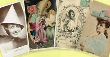 ☆ FRENCH ACTRESS / ARTISTE / CABARET SHOWGIRL / DANCER ☆ 1900s Postcards LIST 79