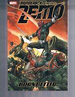 Thunderbolts Presents: Zemo, Born Better by Fabian Nicieza TPB 2007 Marvel