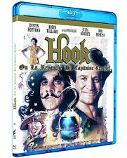 HOOK ROBINS  BLU RAY NEUF SOUS CELLOPHANE