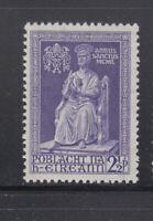 Ireland 1950 2 1/2 d St. Peter  Sc 142 MNH