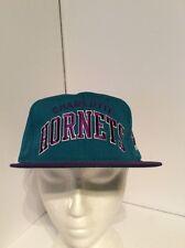 Vtg Charlotte Hornets Starter Snapback Hat 90S Dead Stock New With Tags NBA