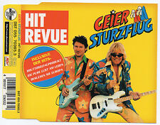 "Maxi/Single-CD Geier Sturzflug ""Hit Revue"" - Picture Disc - Rar & Top !!!"