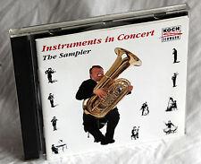 CD INSTRUMENTS IN CONCERT - The Sampler