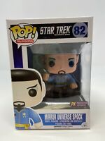 NEW Funko Pop #82 Star Trek Mirror Universe Spock PX EXCLUSIVE Vinyl Figure FP20
