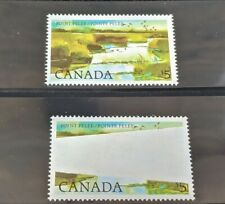 Point Pelee $5 Missing Area Colour ERROR NH Stamp Canadian Mint Never Hinged