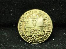 Mint City of Belfast Ireland Coat of Arms 23mm Gilt Button P&S Firmin 1840-48