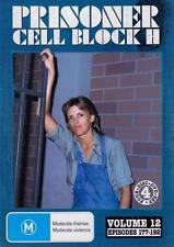 BRAND NEW SEALED Prisoner Cell Block H : Vol 12 Eps 177 - 192 (DVD, 4-Disc Set)