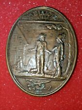 New ListingRare Grover cleveland Indian Piece Medal 1885