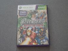 Marvel The Avengers Battle For Earth Xbox 360 Kinect  New