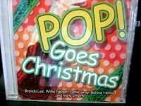 Pop Goes Christmas by Various Artists (CD, Mar-2009, Infinity Entertainment...