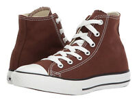 Converse All Star Hi Tops Chocolate Mens Womens Sneakers Tennis Shoes 1P626