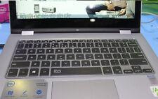 Clear Tpu Keyboard Cover For Dell inspiron 7347 7348 i7347 i7348 7359 i7359 13.3