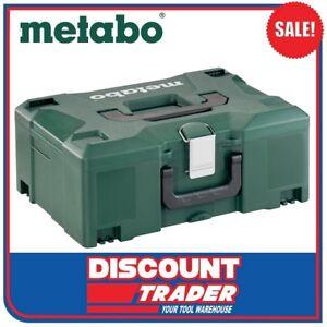 Metabo MetaLoc II Heavy Duty Empty Storage Case - 626431000