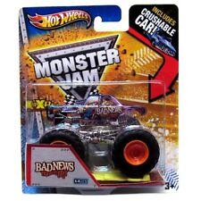 Bad News Travels Fast Hot Wheels Monster Jam Vehicle