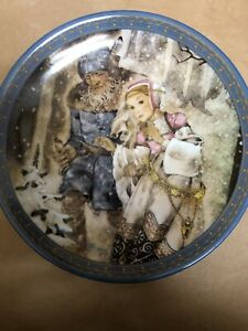 """Sulamith Wulfing """"Die Reise""""Numbered & Signed Collectors Plate With Certificate"""
