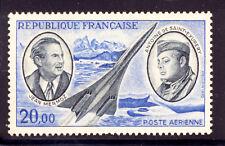 FRANCE Poste aérienne PA 44 neuf xx . MERMOZ, SAINT-EXUPERY. TRES BEAU.