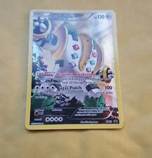 POKEMON PROMO - PIKACHU-EX LEGENDARY COLLECTION - REGIGIGAS XY82 FULL ART (HOLO)