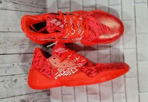 adidas James Harden Vol 4 Solar Red EH2409 Basketball MENS SIZE 15