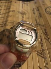 CASIO Baby-G  BG-3000K-2 Dolphin & Whale 2008 G-SHOCK ALL AS ONE Needs Battery