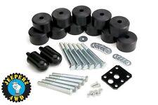 JKS 1-1/4 inch Font/Rear Body Lift, 97-06 Jeep Wrangler, JKS9904