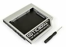 Opticaddy SATA-3 second HDD/SSD Caddy for Dell XPS 15 L501x L502x 16 1640 1645