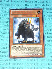 Tanngnjostr of the Nordic Beasts STOR-EN013 Rare Yu-Gi-Oh Card 1st English Mint