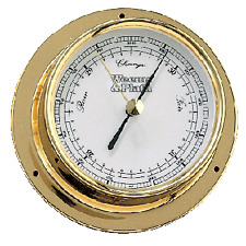 Weems and Plath Trident Barometer - 6010700