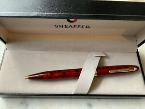 Sheaffer Crest 581 Nova Flame Red Laque Ballpen