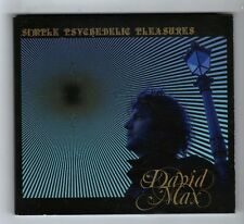 (HA73) David Max, Simple Psychedelic Pleasures - 2009 CD