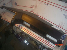 1969 1970 CADILLAC DeVILLE DASH BLACK PADDED UPPER - INTERIOR ALSO AVAILABLE#