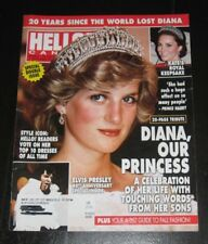 Hello Canada magazine PRINCESS DIANA Nicole Kidman GERI HORNER Elvis Presley