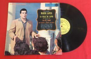 MARIO LANZA FILLE CAPRI ZSA ZSA GABOR 430304 VG VINYLE 33T LP