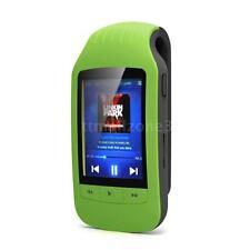 "HOTT A505 1.8"" TFT LCD Bluetooth 8G MP3 MP4 Music Player FM Sport Pedometer D3C4"