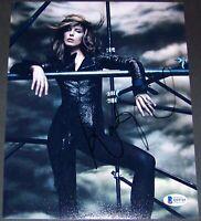 UNDERWORLD! Kate Beckinsale Signed Autographed 8x10 Photo BAS Beckett COA!
