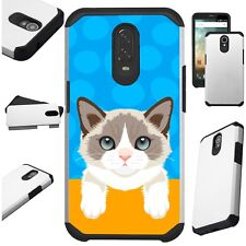 Fusionguard for OnePlus 6T Phone Case Hybrid Cover S19
