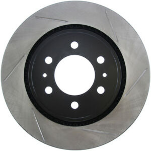 Disc Brake Rotor-4WD Front Left Stoptech 126.65119SL