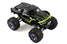 Custom Body Muddy Green for Traxxas Summit / Slash 1/10 Truck Car Cover Shell