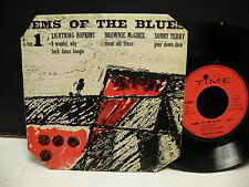 Gems of the blues Vol1 : LIGHTNING HOPKINS / BROWNIE MCGHEE / SONNY TERRY 215003