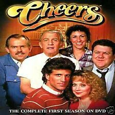 FIRE SALE! - CHEERS Season 1 NORM! :-) 4 DVD Box + SPECIAL FEATURES! NO PACKING!