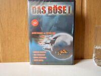 """DVD """"Das Böse 1"""" Neue Version. Mit Angus Scrimm. NEU-OVP"""