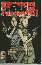 Image Comics PETER PANZERFAUST #10 VF 1st Printing HOT!