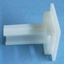Drawer Slide Plastic Socket Bracket Left 25 pcs 647L