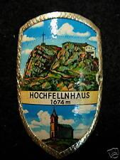 Hochfellnhaus Walking Stick Mount Stocknagel G4877